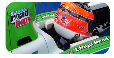 Lloyd Read 2011 Pro Formula Mazda Champion!