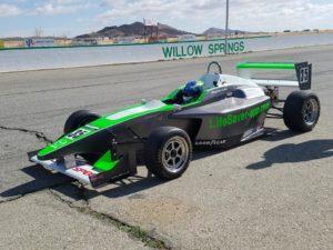 the 2018 formula car challenge presented by goodyear season opener occurred this past weekend at willow springs international raceway